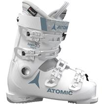 Atomic Hawx Magna 85 Women's Ski Boots - White/Light Grey