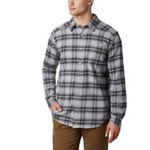 Columbia Cornell Woods Men's Flannel Long Sleeve Shirt