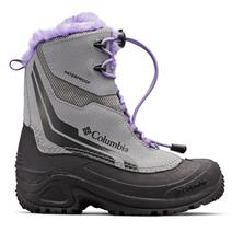Columbia Bugaboot Plus IV Girls' Omni-Heat Boots
