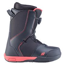 K2 Vandal Junior Snowboard Boots - Black