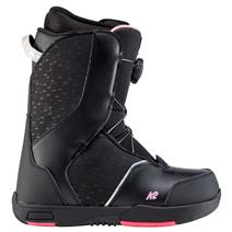 K2 Kat Junior Snowboard Boots - Black