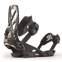 Ride Capo Men's Snowboard Bindings - Black