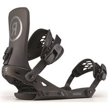 Ride Revolt Men's Snowboard Bindings - Black