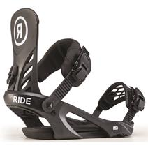 Ride LX Men's Snowboard Bindings - Black