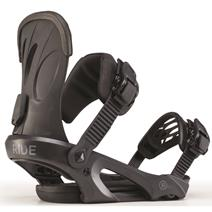 Ride LXH Women's Snowboard Bindings - Black