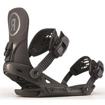 Ride Phenom Boys' Snowboard Binding - Black