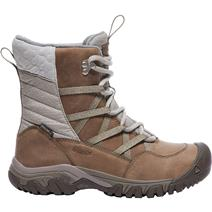 Keen Hoodoo III Lace Up Women's Boots - Coconut/Plaza Taupe