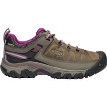 Keen Targhee III Women's Waterproof Hiking Shoes - Weiss/Boysenberry