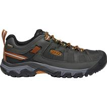 Keen Targhee Exp Men's Waterproof Hiking Shoes - Raven/Inca Gold