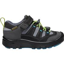 Keen Hikeport Childrens' Waterproof Hiking Shoes - Magnet/Greenery