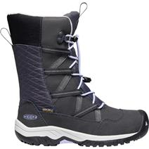 Keen Hoodoo Youth Waterproof Boots - Black/Sweet Lavender