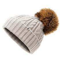 The North Face Oh-Mega Fur Pom Women's Beanie