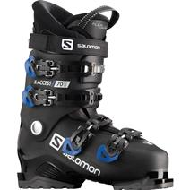 Salomon X Access 70 WIDE Men's Ski Boots - Black