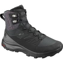 Salomon Outblast TS CSWP Women's Winter Boots - Black