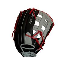 "Miken Player Series H-Web 14"" Slo-Pitch Glove"