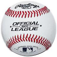 Rawlings Official Baseball 65CC Canada Baseball