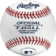 "Rawlings Sponge Rubber 9"" Training T-Ball"