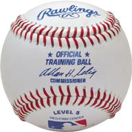 Rawlings Official MLB Level 5 Training Baseball