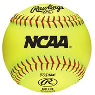 "Rawlings NCAA 11"" Training Softball"