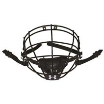 Under Armour V96 Lacrosse Facemask With Chin Cup