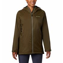Columbia Womens Switchback Lined Long Jacket
