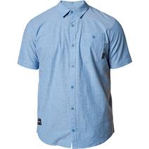 Foxhead Baja Men's Woven Short Sleeve Shirt