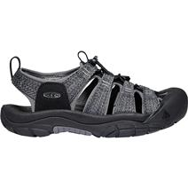 Keen Newport H2 Men's Sandals - Black/Steel Grey