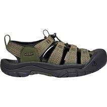 Keen Newport H2 Men's Sandals - Forest Night/Black