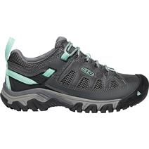 Keen Targhee Vent Women's Hiking Shoes - Steel Grey/Ocean Wave