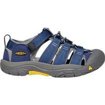 Keen Newport H2 Youth Sandals - Blue Depths/Gargoyle
