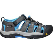 Keen Newport H2 Youth Sandals - Magnet/Brill Blue