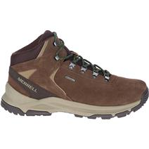 Merrell Erie Mid Men's Waterproof Hiking Boots - Earth