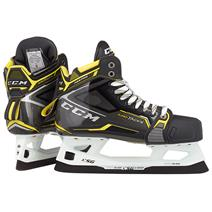 Patins de gardien de but Super Tacks AS3 Pro de CCM pour senior