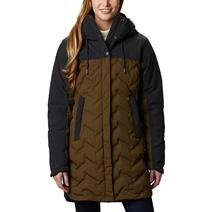Columbia Mountain Croo Long Women's Down Jacket