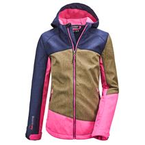 Killtec Girls Lynge Soft Shell Jacket - A