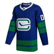 Adidas NHL Authentic Alt Wordmark Jersey - Vancouver