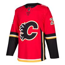 Adidas NHL Authentic Home Player Jersey - Calgary Monahan
