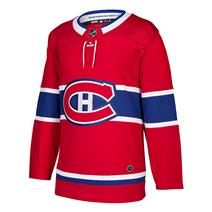 Adidas NHL Authentic Home Wordmark Jersey - Montreal