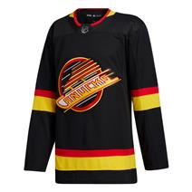 Adidas NHL Authentic Retro Wordmark Jersey - Vancouver