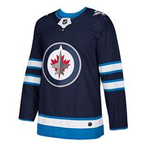 Adidas NHL Authentic Home Wordmark Jersey - Winnipeg