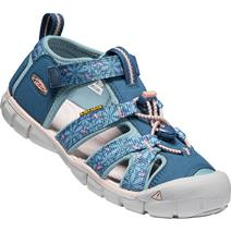 Keen Seacamp II CNX Children's Sandals - Real Teal