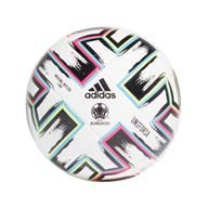 Adidas Unifo Large Soccer Ball - White/Black/Siggnr/Cyan