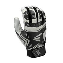 Easton VRS Power Boost Batting Gloves - Grey/Black
