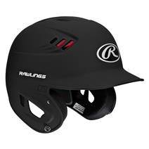 Rawlings 80 Mph Matte Alpha-Sized Batting Helmet
