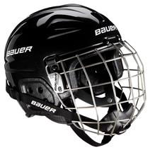 BAUER Lil Sport Youth Hockey Helmet Combo