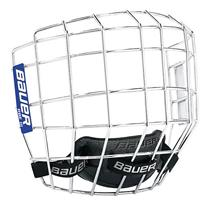 BAUER RBE III Chrome Senior Hockey Facemask