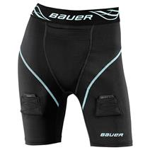 Bauer Compression Women's Hockey Jill Shorts