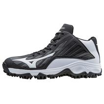 Mizuno 9-Spike Advanced Erupt 3 Mid Men's Baseball Turf Shoes