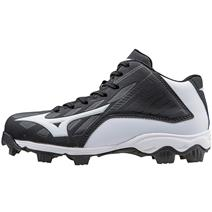 Mizuno 9-Spike Advanced Franchise 8 Mid Youth Baseball Cleat