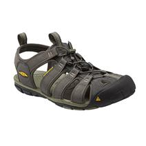 Keen Clearwater CNX Men's Sandals - Raven / Tortoise Shell